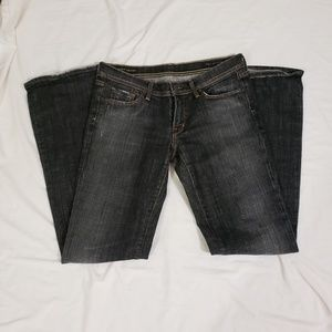 Citizens of humanity stretch Jean's 32 bootcut